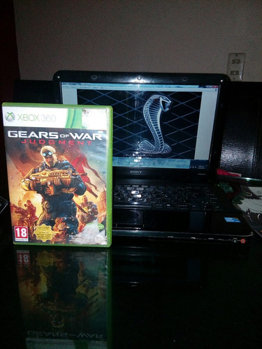 gears of war jugdment xbox 360