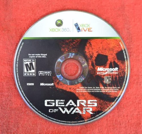 gears of war xbox 360
