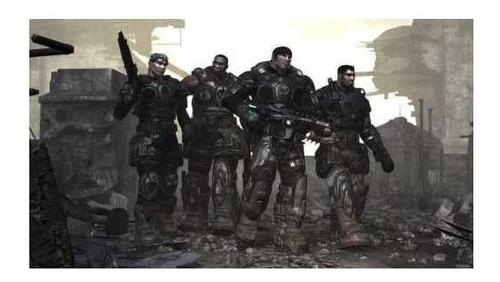 gears of war xbox 360 juego fisico
