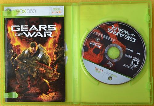 gears of war  xbox 360* play magic