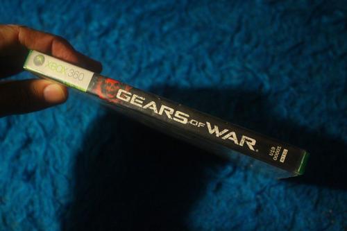 gears of war xbox 360 y xbox one original