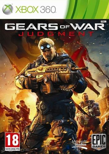 gears war judgment xbox 360
