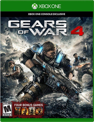 gears war juego xbox one