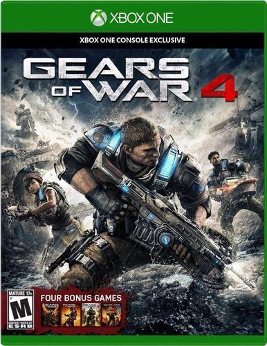gears war juegos xbox one