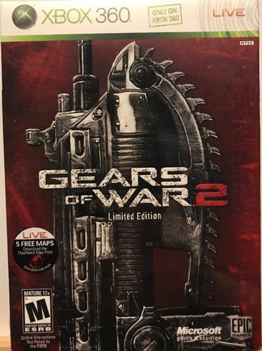 gears war -xbox 360