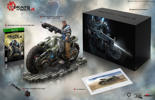 gears war xbox one