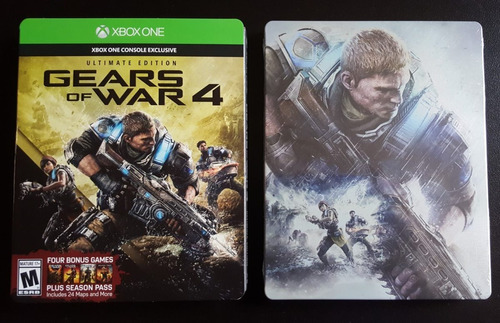 gears war xbox one