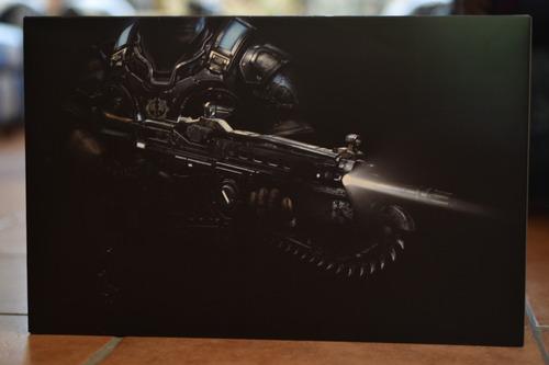 gears war xbox one con juego
