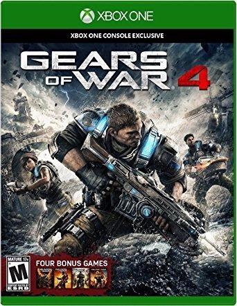gears war xbox one juegos