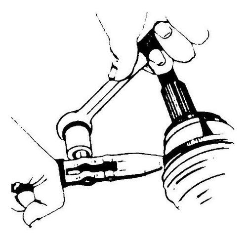 gearwrench 3191 conjunto de cv boot abrazadera llave de apr