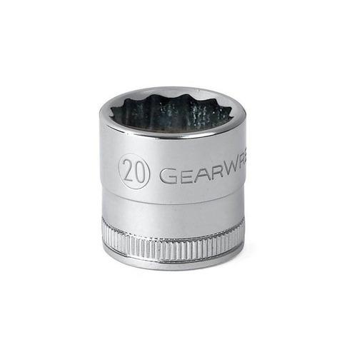 gearwrench 80812 1/2 drive 12 point métrica métrica estándar