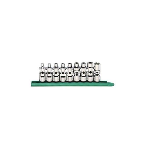 gearwrench 80985 9 piezas juego de zócalo torx externo unive