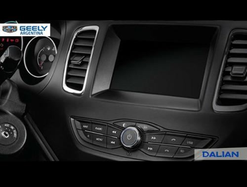 geely 515 hatch back gs (5 puertas) c/pantalla tactil multif