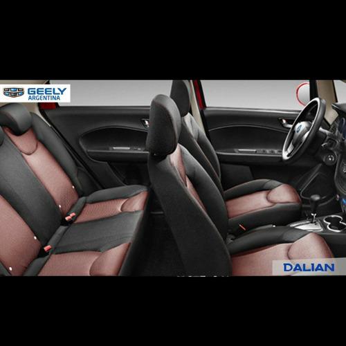 geely 515 sedan 4 puertas 1.5 16v con llantas de aleacion