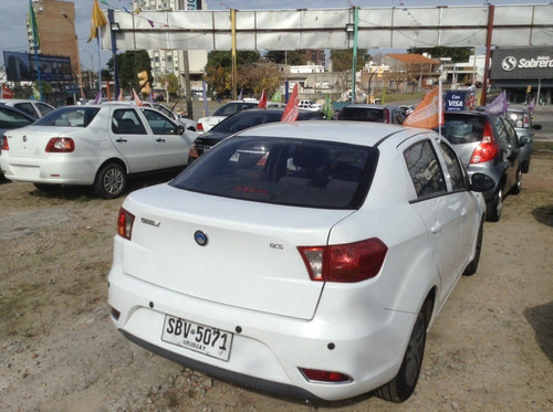 geely 515 sedan full 2015