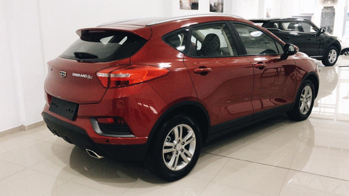 geely emgrand gs 0km. 2017