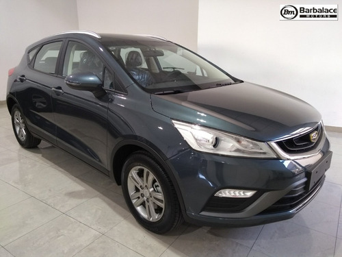 geely emgrand gs 1.8 mt6 0km full 2018