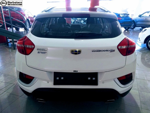 geely emgrand gs active 1.8 manual 6ta 0km 2018