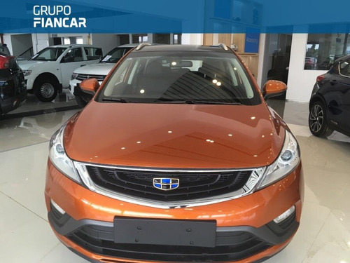 geely emgrand gs automatica 2019 0km