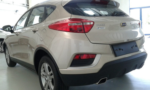 geely emgrand gs drive 1.8 16v