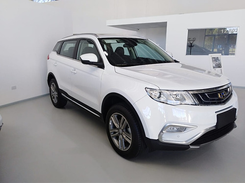 geely emgrand  x7  active 2.4 4x2