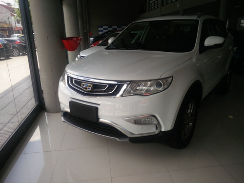 geely emgrand x7 executive 4x4 at 0km