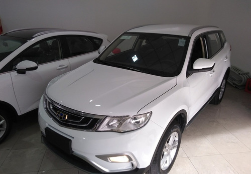 geely emgrand x7 sport 2.0 drive 4x2 manual 0km 2018