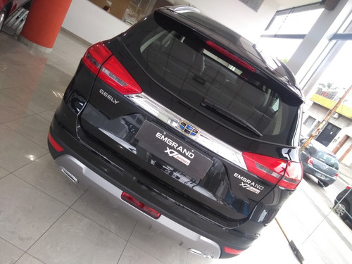 geely emgrand x7 sport active 2.4 16v. aut6 4x2 0km 2019