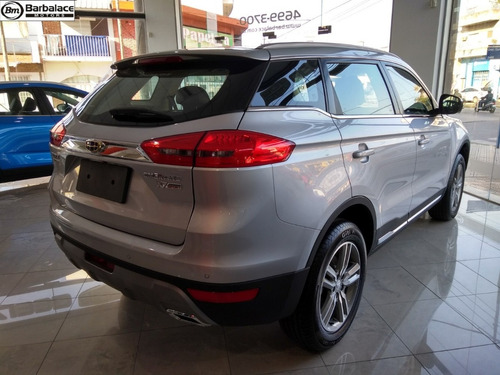 geely emgrand x7 sport active 2.4 4x2 at6 0km 2018