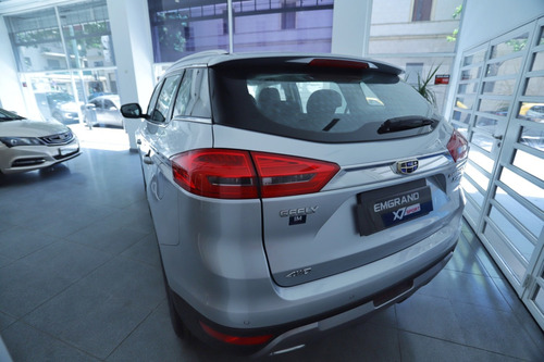 geely emgrand x7 sport executive 0km