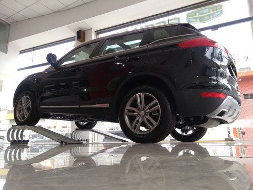 geely emgrand x7 sport executive 2.4 4x4 aut/sec 6 0km 2019