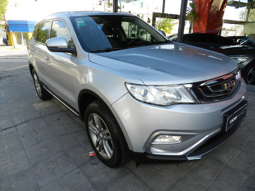 geely emgrand x7 sport gl at 2.4l -2017