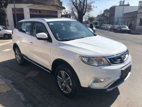 geely emgrand x7 sport gt 2.4 at 4x4 dissano