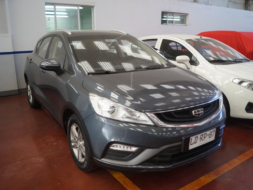 geely gs  full equipo