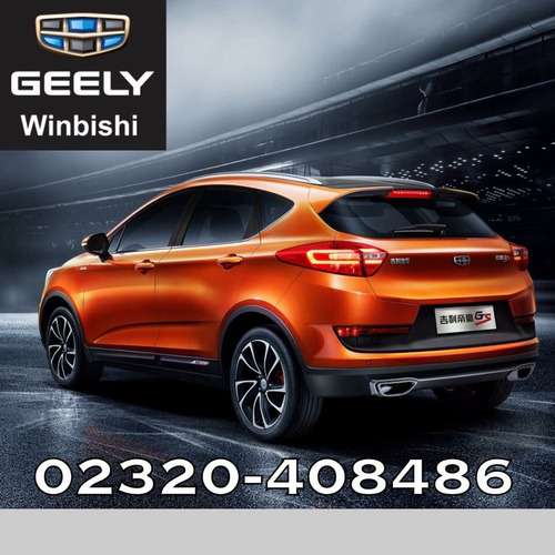 geely gsp a/t full 2018 increible oferta!