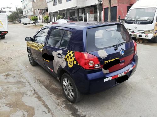 geely   mk rsi  hatchback
