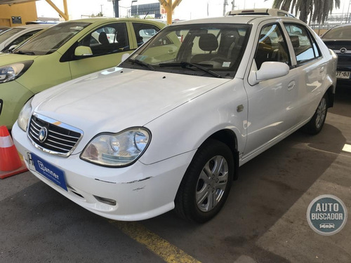 geely new  2015