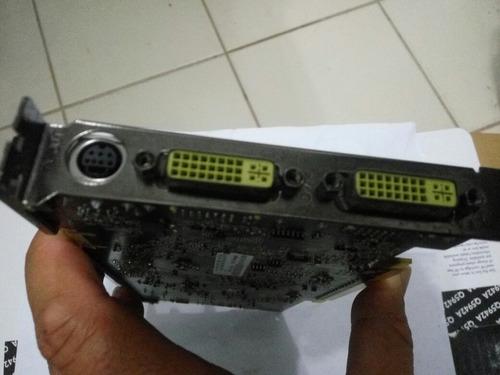geforce 9800 gt com defeito.