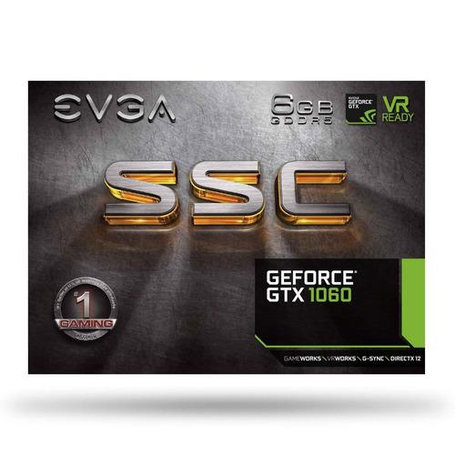 geforce gtx 1060 6 gb ssc gaming acx 3.0, 6 gb gddr5, l...