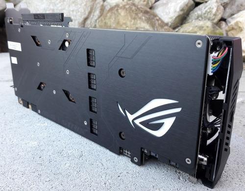 geforce gtx 1080 rog strix-gtx1080-o8g-gaming