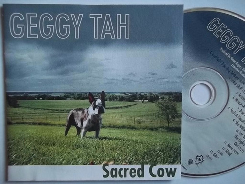 geggy tah - sacred cow.! cd original 1996