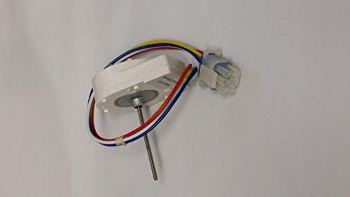geh wr60x refrigerador / congelador dc motor del ventilador