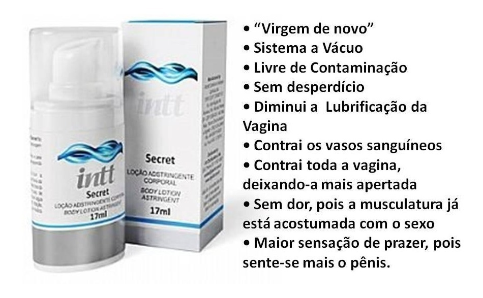 Melhor redutor de canal vaginal para ser usado na mulher, gel para se torna virgem