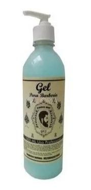 gel afeitar mentolado suaviza piel 500ml barberia x mayor