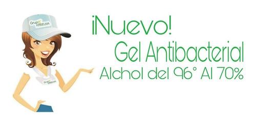 gel alcohol antibacterial (anti-viral)