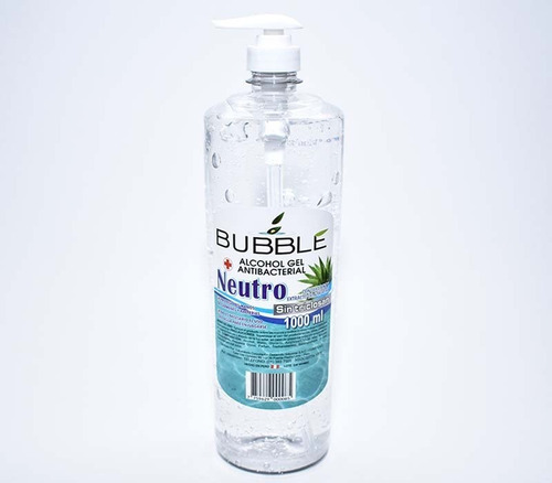 gel alcohol antibacterial neutro sin triclosán 1000ml