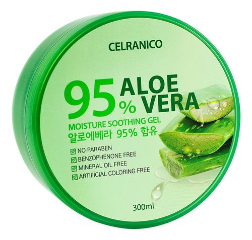 gel aloe vera humectante celranico 300ml - sally beauty
