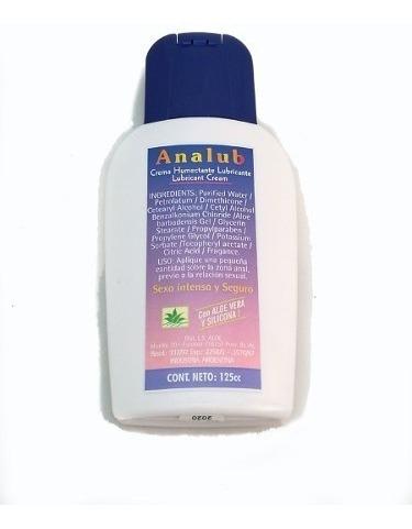 gel anal dilatador lubricante desensibilizador ano sex shop