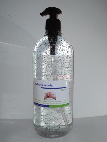 gel antibacterial 1 litro