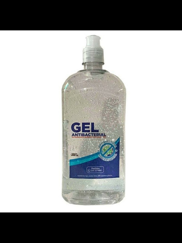gel antibacterial 1.000ml